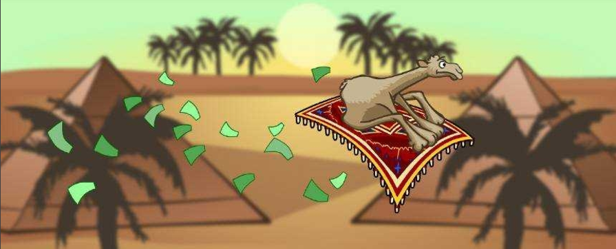 Play crazy camel cash online slot now