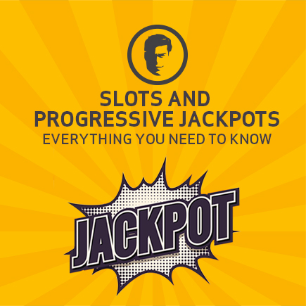 Learn all about online slot machines and progressive jackpots