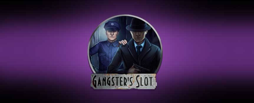 Play Gangster Slot online slot now