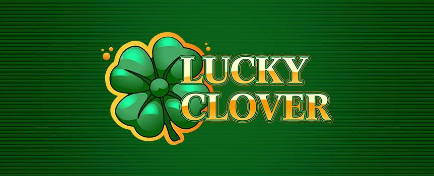 Play Lucky Clover online slot now
