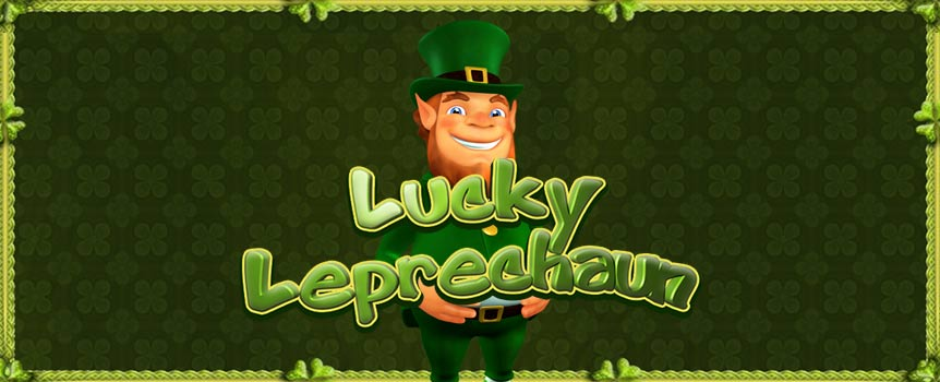 Play Lucky Leprechaun online slot now