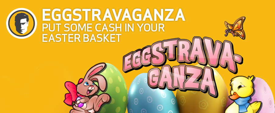 All you need to know to play Eggstravaganza online slot.