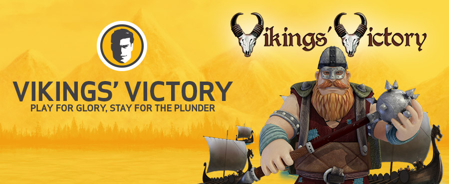 : Learn more about Vikings Victory 5-reel slot game