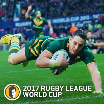 Learn more about Rugby League World Cup