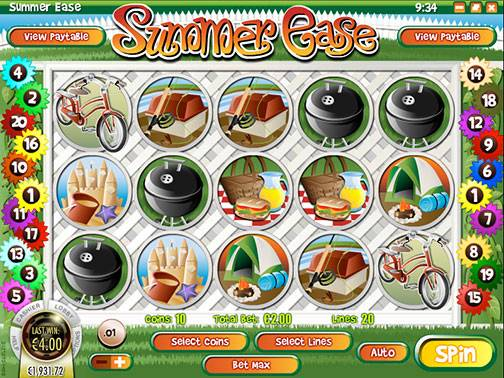Learn more about the best slot games to play this Spring.